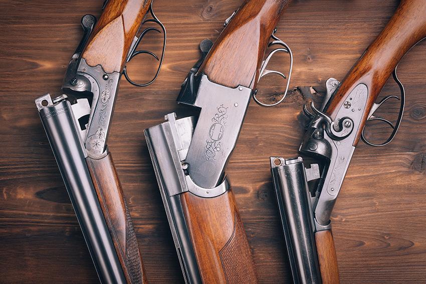 Armes de catégorie B